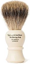 Voňavky, Parfémy, kozmetika Štetka na holenie, P2235 - Taylor of Old Bond Street Shaving Brush Pure Badger size L