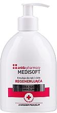 Voňavky, Parfémy, kozmetika Obnovujúca emulzia na ruky a telo - Anida Medisoft