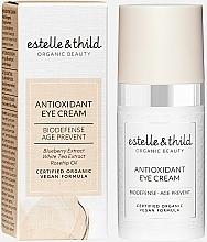 Voňavky, Parfémy, kozmetika Antioxidačný očný krém - Estelle & Thild Biodefense Antioxidant Eye Cream