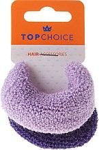 Voňavky, Parfémy, kozmetika Gumičky do vlasov, fialový mix - Top Choice
