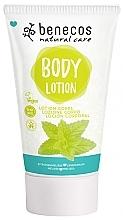 "Voňavky, Parfémy, kozmetika Lotion na telo Medovka"" - Benecos Natural Care Melissa Body Lotion"