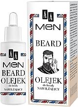Voňavky, Parfémy, kozmetika Hydratačný olej na bradu - AA Men Beard Oil