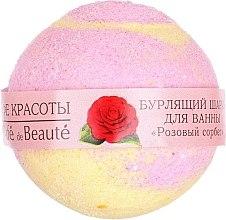 """Voňavky, Parfémy, kozmetika Bomba do kupeľa """"Ružový sorbet"""" - Le Cafe de Beaute Bubble Ball Bath"""