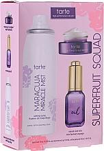 Voňavky, Parfémy, kozmetika Sada - Tarte Cosmetics Superfruit Squad (spray/30ml + oil/15ml + eye/cr/5g)