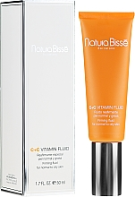 Voňavky, Parfémy, kozmetika Vitamínová emulzia pre mastnú a kombinovanú pleť - Natura Bisse C+C Vitamin Fluid SPF 10