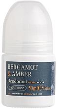 Voňavky, Parfémy, kozmetika Bath House Bergamot & Amber - Dezodorant