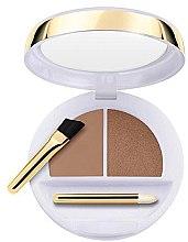 Voňavky, Parfémy, kozmetika Súprava obočia - Collistar Flawless Eyebrows Modelling Wax & Coloured Powder