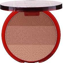 Voňavky, Parfémy, kozmetika Bronzujúci púder - Clarins Bronzing & Blush Compact Limited Edition 2020