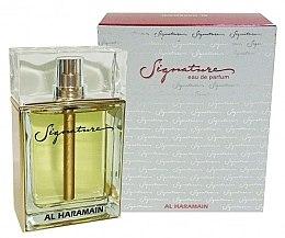 Voňavky, Parfémy, kozmetika Al Haramain Signature - Parfumovaná voda