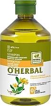 Voňavky, Parfémy, kozmetika Šampón pre objem tenkých vlasov s extraktom arniky - O'Herbal