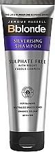 Voňavky, Parfémy, kozmetika Bezsulfátový strieborný šampón - Jerome Russell Bblonde Silverising Sulphate Free Brightening Shampoo