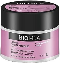 Voňavky, Parfémy, kozmetika Krém na tvár proti vráskam - Farmona Biomea Anti-wrinkle Face Cream