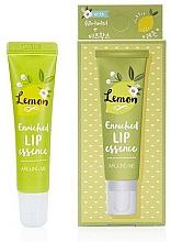 Voňavky, Parfémy, kozmetika Esencia pre pery s citrónovou vôňou - Welcos Around Me Enriched Lip Essence Lemon