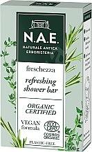 Voňavky, Parfémy, kozmetika Mydlo na telo - N.A.E. Refreshing Body Bar
