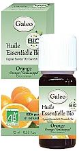 Voňavky, Parfémy, kozmetika Organický pomarančový éterický olej - Galeo Organic Essential Oil Orange