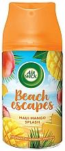 Voňavky, Parfémy, kozmetika Osviežovač vzduchu - Air Wick Freshmatic Automatic Maui Mango Splash Freshener Refill