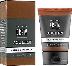 Voňavky, Parfémy, kozmetika Chladivý krém na holenie - American Crew Acumen Cooling Shave Cream