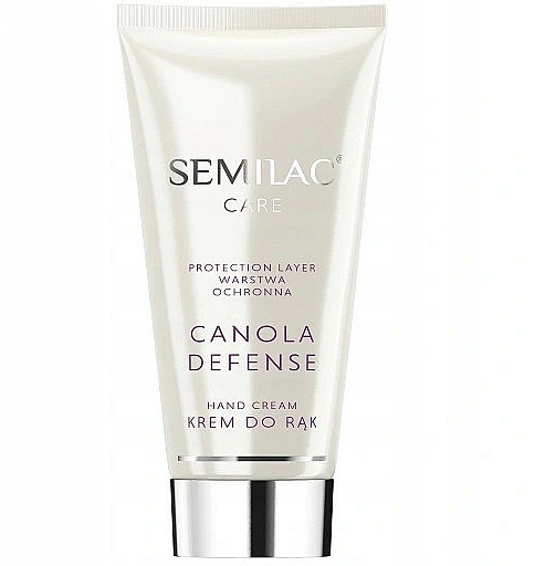 Ochranný krém na ruky - Semilac Canola Defense Hand Cream