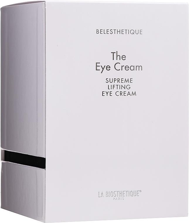 Očný liftingový krém - La Biosthetique Belesthetique The Eye Cream