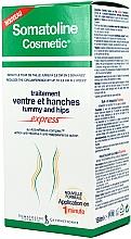 Voňavky, Parfémy, kozmetika Krém na chudnutie v oblasti brucha a stehian - Somatoline Cosmetic Express Tummy & Hips Treatment