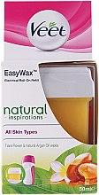 Voňavky, Parfémy, kozmetika Kazeta s voskom - Veet Easy Wax Natural Inspirations