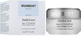 Voňavky, Parfémy, kozmetika Denný a nočný krém na suchú pokožku - Marbert Basic Care Daily Care