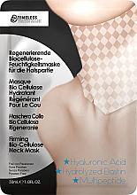 Voňavky, Parfémy, kozmetika Maska na krk proti starnutiu z biocelulóznym základom - Timeless Truth Mask Firming Bio Cellulose Neck Mask