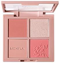 Voňavky, Parfémy, kozmetika Paleta na líčenie tváre - Moira Stay Ready Face Palette