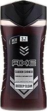 Voňavky, Parfémy, kozmetika Sprchový gél 3v1 - Axe Carbon Shower Gel