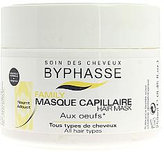 Voňavky, Parfémy, kozmetika Maska s vaječným žĺtkom pre všetky typy vlasov - Byphasse Family Multivitamin Complexe Mask