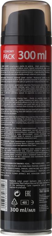 Pena na holenie - Wars Energizing Shaving Foam — Obrázky N2