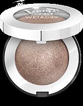Voňavky, Parfémy, kozmetika Zapečený rozjasňovač s lesklým povrchom - Pupa Vamp! Wet & Dry Eyeshadow