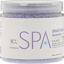 Voňavky, Parfémy, kozmetika Morská soľ - BCL SPA Jasmine Lavender Salt Soak