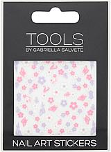 Voňavky, Parfémy, kozmetika Nálepky na dizajn nechtov - Gabriella Salvete Tools Nail Art Stickers 10