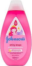 Voňavky, Parfémy, kozmetika Detský šampón na vlasy - Johnson's Baby Shiny Drops Shampoo