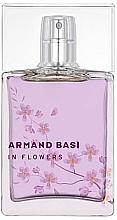 Voňavky, Parfémy, kozmetika Armand Basi In Flowers - Toaletná voda (tester s vrchnákom)