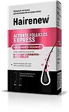Voňavky, Parfémy, kozmetika Inovatívny komplex na vlasy Expresná aktivácia folikulov - Hairenew Activate Follicles Express Treatment