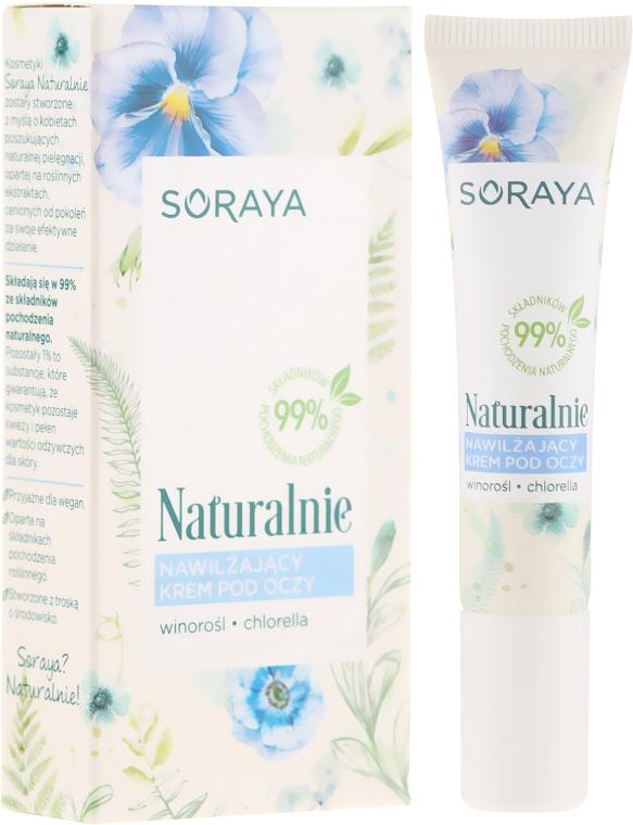 Hydratačný krém na pokožku okolo očí - Soraya Moisturizing Eye Cream