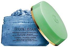 Voňavky, Parfémy, kozmetika Tonizujúci telový peeling - Collistar Speciale Corpo Perfetto Toning Talasso-Scrub