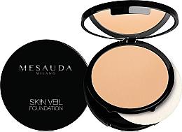 Voňavky, Parfémy, kozmetika Trvalý kompaktný prostriedok - Mesauda Milano Skin Veil Foundation