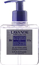 "Voňavky, Parfémy, kozmetika Tekuté mydlo ""Levanduľa"" - L'Occitane Lavande De Haute-provence"