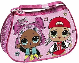 Air-Val International LOL Surprise - Sada (shmp/120ml + brush + bag) — Obrázky N2