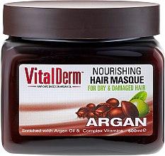Voňavky, Parfémy, kozmetika Maska na vlasy - VitalDerm Argana