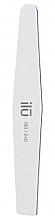 Voňavky, Parfémy, kozmetika Pilník na nechty - Ilu White Diamond File Grid 180/240