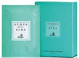 Voňavky, Parfémy, kozmetika Acqua dell Elba Classica Men - Vlhčené obrúsky