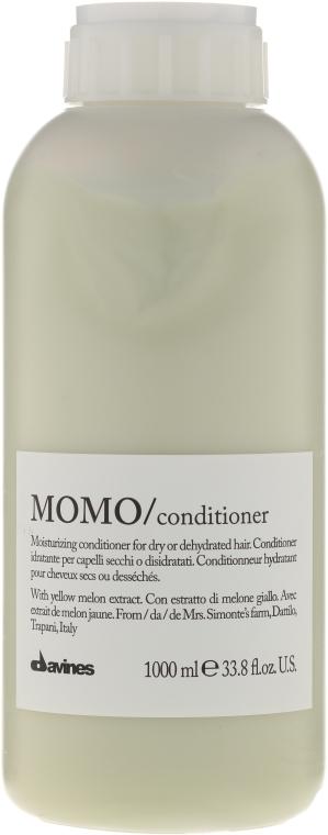 Zvlhčujúci kondicionér - Davines Momo Moisturizing Conditioner — Obrázky N2
