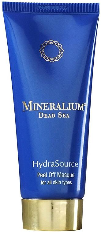 Maska na tvár - Mineralium Hydra Source Peel Off Masque