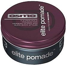 Voňavky, Parfémy, kozmetika Stylingový gél s ultrasilnou fixáciou, stupeň fixácie 4  - Osmo Elite Pomade