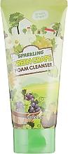"""Voňavky, Parfémy, kozmetika Čistiaca pena """"Perlivé zelené hrozno"""" - Esfolio Sparkling Green Grape Foam Cleanser"""