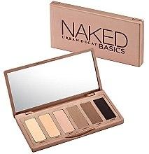 Voňavky, Parfémy, kozmetika Paleta očných tieňov, 6 odtieňov - Urban Decay Naked Basics Eyeshadow Palette